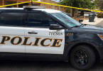 A suspect who was involved in an officer-involved shooting last month is back in custody, according to Tucson Police Officer's Association