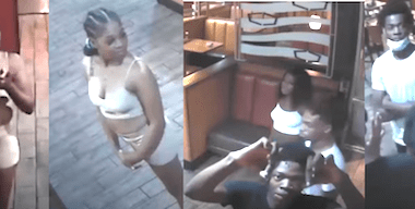 ID #21-414 Alleged suspects Credit Houston Police Department