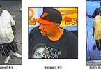ID #21-431 Alleged Circle K armed robbery suspects