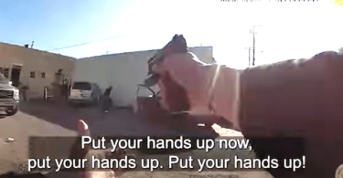L.A. Police Release Video of North Hollywood Area Officer-Involved Shooting