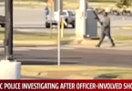 Man Shot by Police After Firing Weapons in Streets Caught on Camera