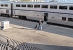 DEA Agent and Suspect Killed In Tucson Amtrak Shooting Caught on Camera