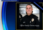 Hollywood Police Officer Yandy Chirino shot and Killed on Duty