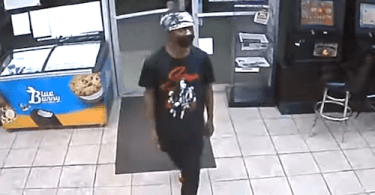 ID #21-473 Alleged robbery suspect Credit Houston Police Department