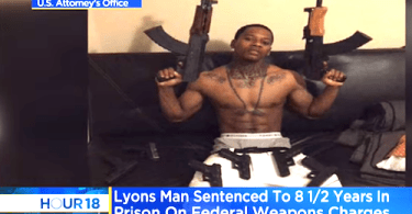 Man Gets Prison After Being Convicted of Gun-Running Operation in Chicago