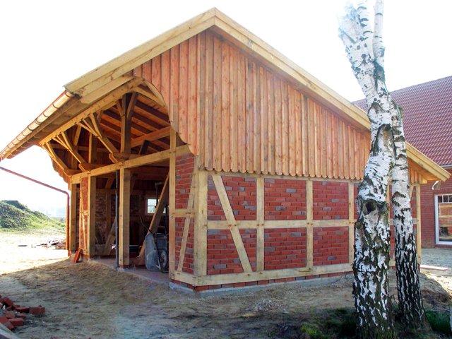 Fachwerk Gartenhaus Bausatz Great Gartenhaus Holz Shop