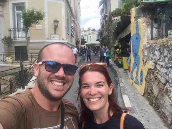 Plaka, Atenas - O que fazer em uma conexão longa em Atenas