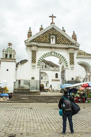 O que ver e fazer em Copacabana na Bolívia