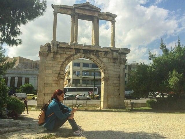 Grécia pela primeira vez - Atenas