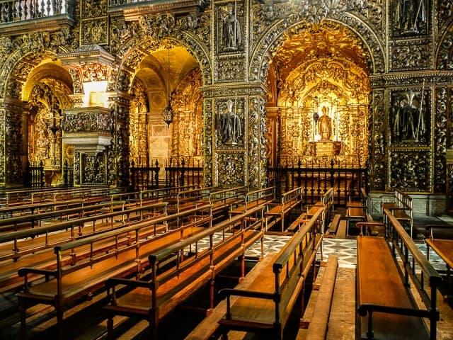 Igrejas do Rio de Janeiro - para visitar e se apaixonar. Igreja Nossa Senhora de Monserrat - Mosteiro de São Bento