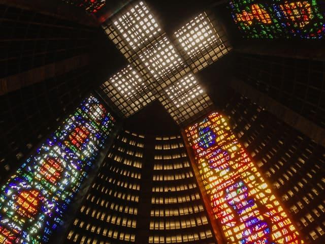 Igrejas do Rio de Janeiro - para visitar e se apaixonar. Catedral Metropolitana do Rio de Janeiro