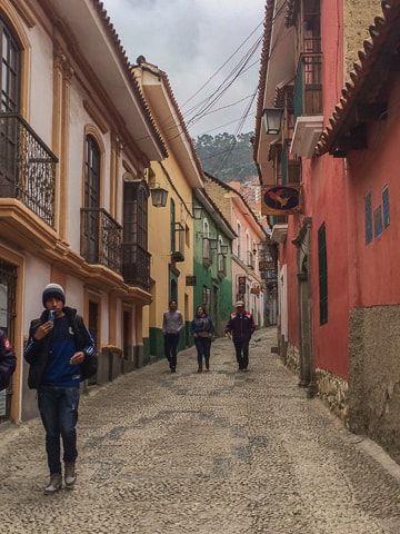 Calle Jaen - O que fazer em La Paz em um roteiro de 2 dias