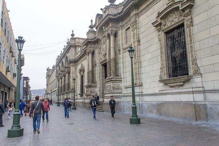 O que ver, fazer e provar no centro de Lima, no Peru