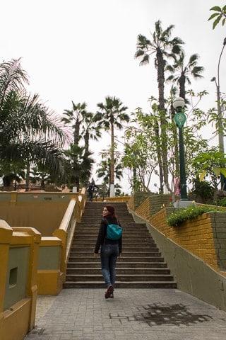 Barranco, em Lima