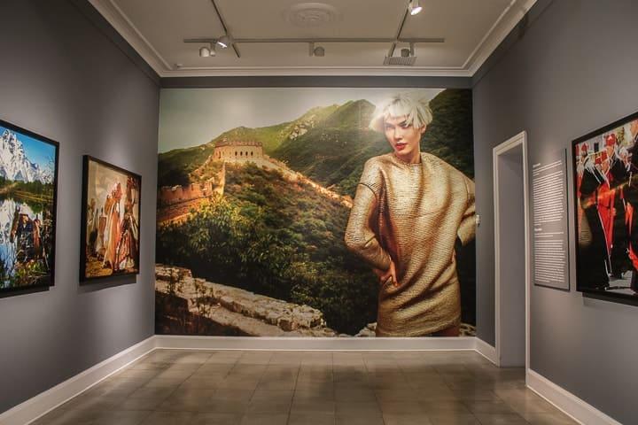 Museu Mario Testino - MATE - Distrito de Barranco, em Lima