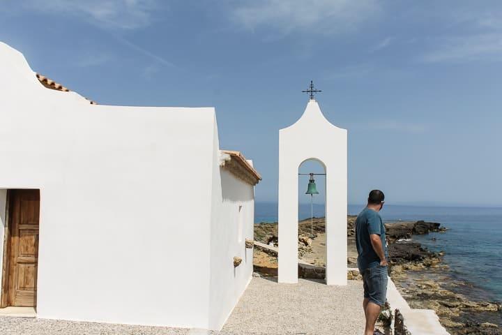 Cabo Vassilikos - guia de praias de Zakynthos