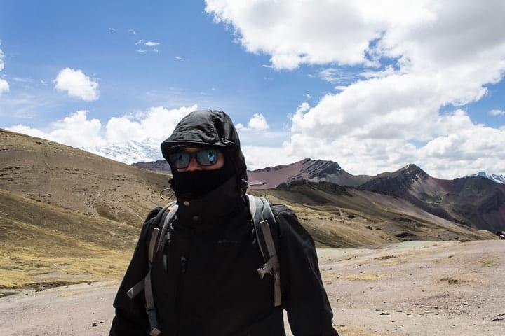 Montanha de Sete Cores - Vinicunca - Cusco - Peru