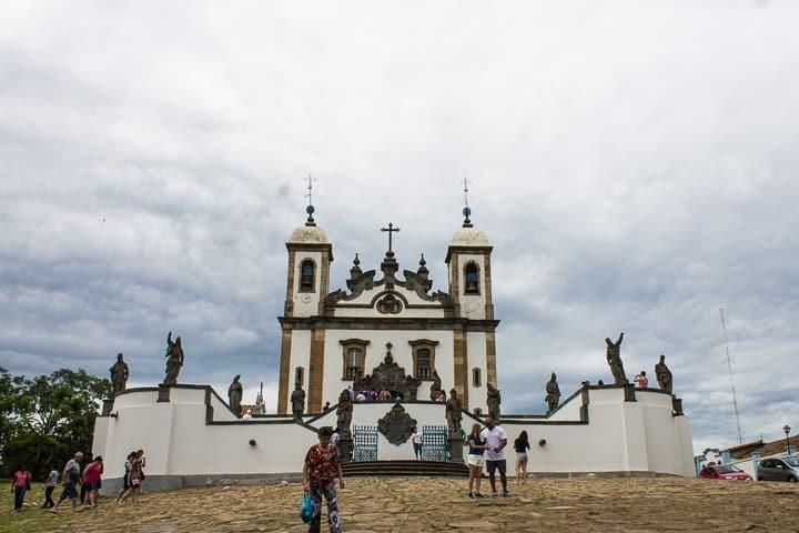 O que fazer em Congonhas - Santuário do Senhor Bom Jesus de Matosinhos