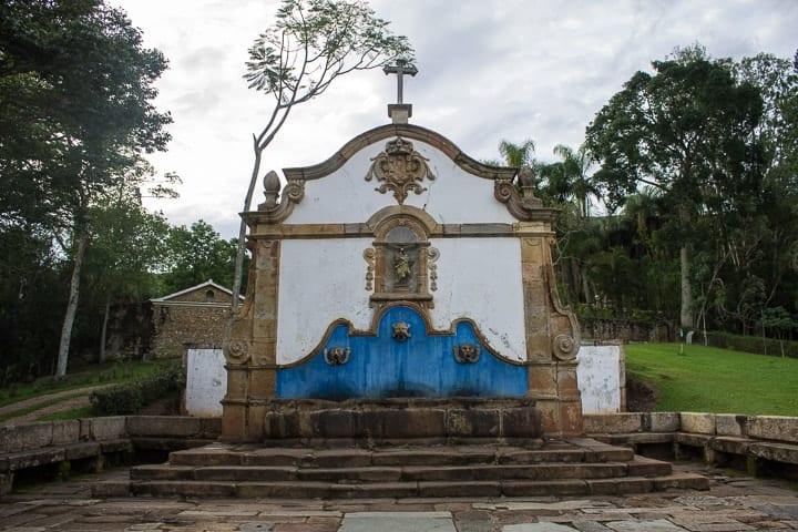 Chafariz de São José, O que fazer em Tiradentes