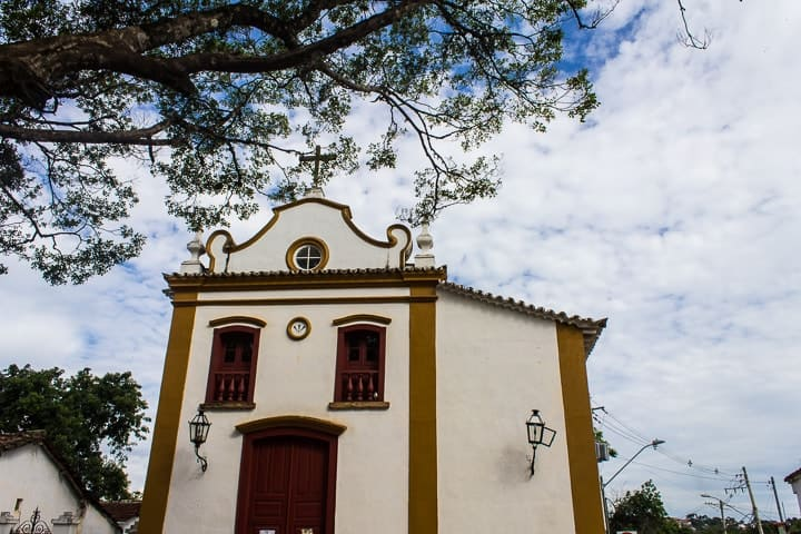 Capela do Bom Jesus da Pobreza, Largo das Forras, O que fazer em Tiradentes, Minas Gerais