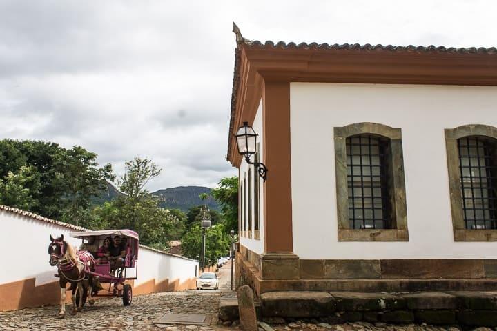 Rua Direita, O que fazer em Tiradentes, Minas Gerais