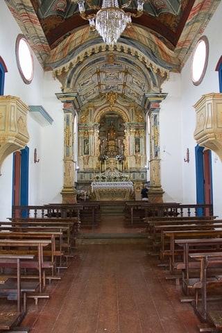 Igreja Nossa Senhora das Mercês, O que fazer em Tiradentes, MG
