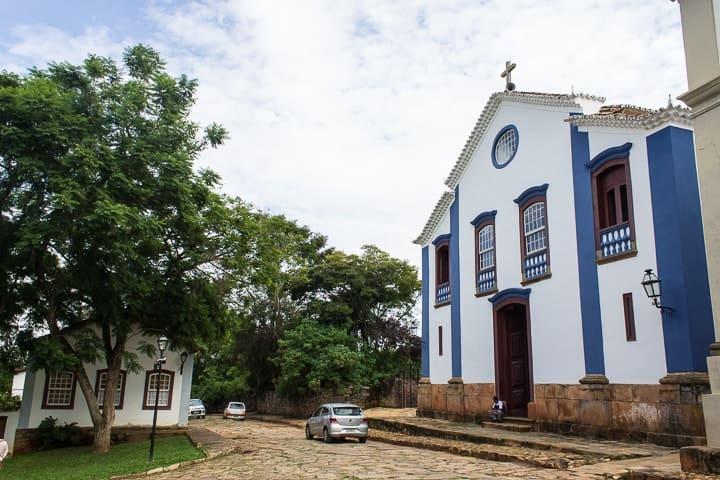 Capela de São João Evangelista, Largo das Forras, O que fazer em Tiradentes, Minas Gerais