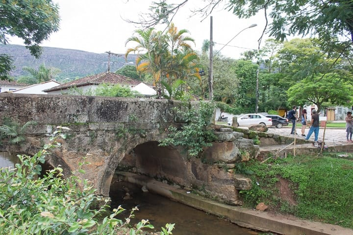 Ponte das Forras, o que fazer em Tiradentes