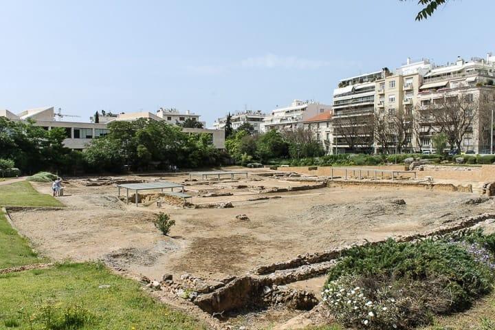Lykeion, Atenas