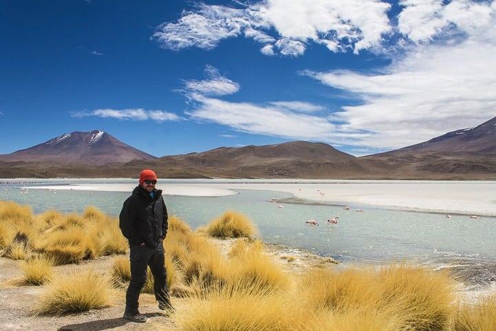 Tour Salar de Uyuni - dia 2 - Laguna Hedionda