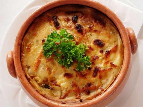 Moussaka, prato típico da culinária grega