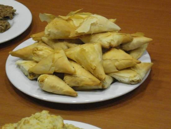 Tiropita - culinária grega