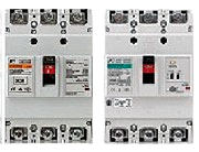 General-purpose molded case circuit breaker/ earth leakage circuit breakers: G-TWIN standard series line protection