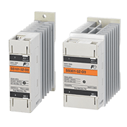 Solid-state contactors: SS series /Single-pole