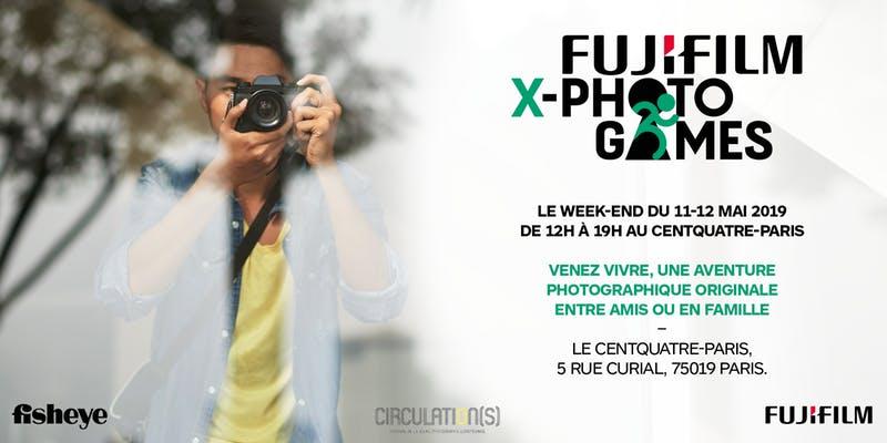 FUJIFILM X-Photo Games