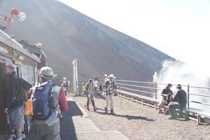 元祖室 - 富士山地區の宿泊/山小屋/情報です。