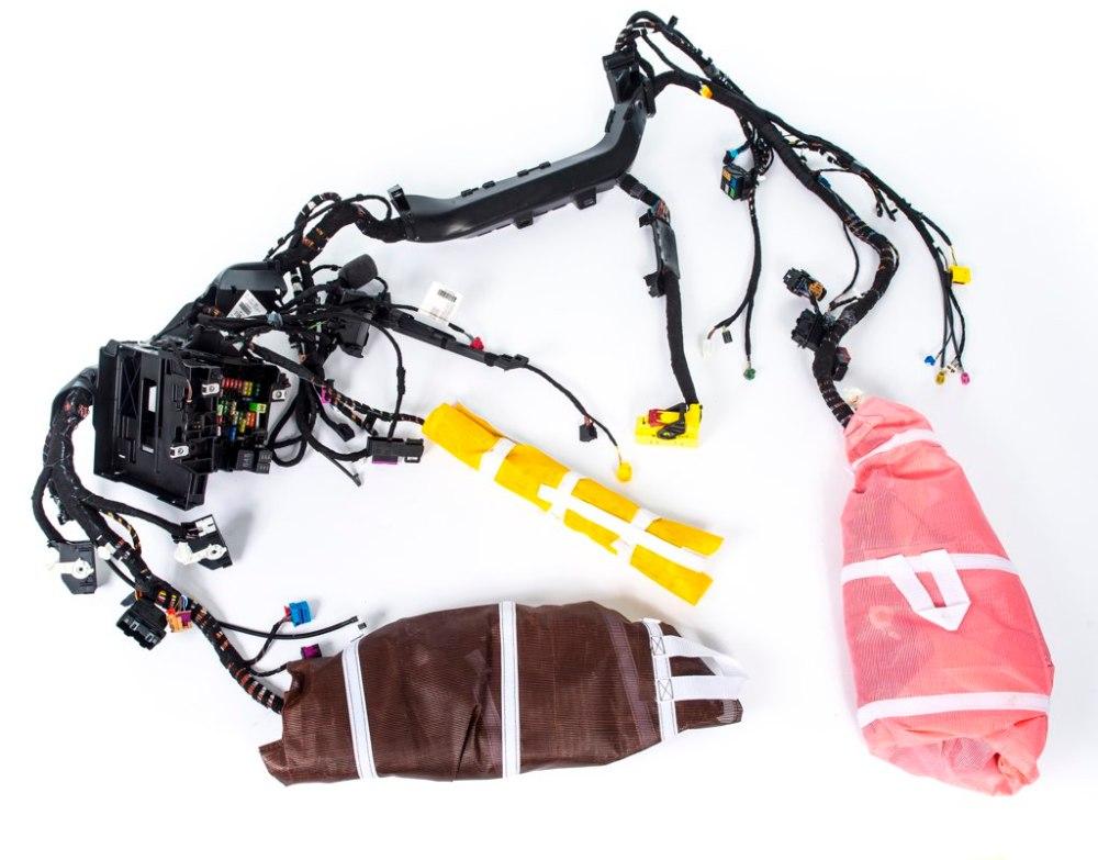 medium resolution of main car wiring harnesses