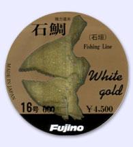 石鯛ホワイトゴールド