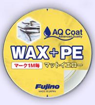 WAX+PE  30m&60m   強力3kg イエロー×1m毎赤マーク