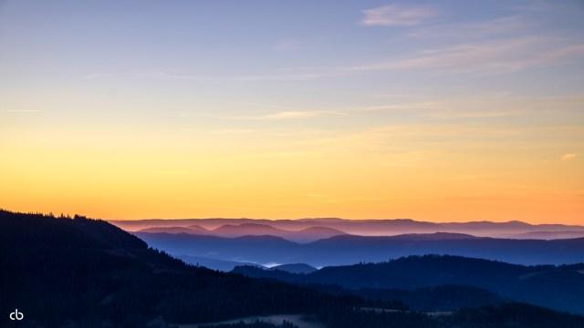 Schwarzwald | Sonnenaufgang | Landschaft | Fujifilm | X-T1 | 18-55mm