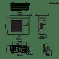 Fujitsu Aou24rlxfz Wiring Diagram Ipf 900xs Aou18rlxfzhh Multi Zone 2 To 5 Zones Halcyon Room Mini Outdoor Unit Aou18rlxfzh
