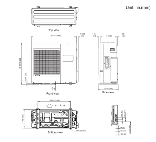 small resolution of split parts diagram wiring diagram load ac mini split parts diagram