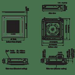 Split Ac Indoor Unit Motor Wiring Diagram Volvo 850 System Diagrams 18rclx Cassette Halcyon Single Room Mini Systems