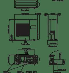 outdoor unit aou36rclx [ 1104 x 1300 Pixel ]