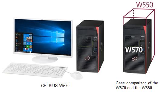 CELSIUS W570