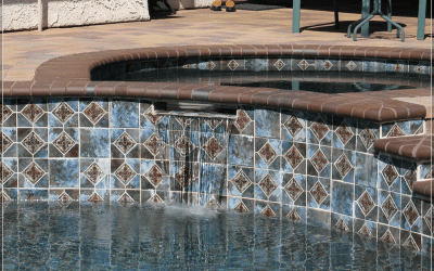 supplier of the world s finest pool tile