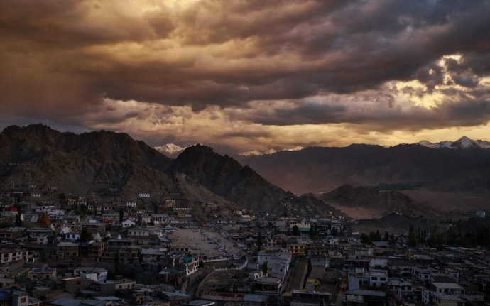 "Ladakh . Fuji X100S . 23mm . f/11 . 1/64"" . ISO 500"