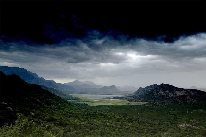 Gathering storm Palani hills
