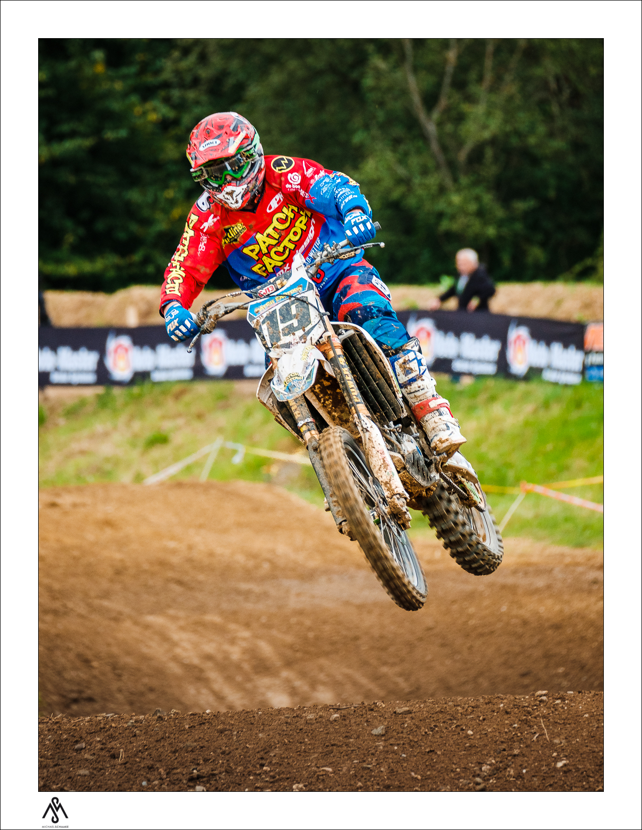 I believe I can fly – Fuji X-T2 and Motocross