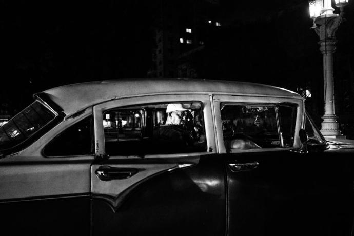 Havana Cab driver